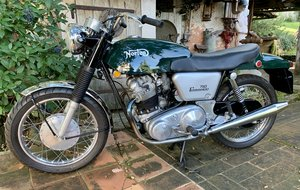 Picture of 1969 Norton commando 750 fastback For Sale