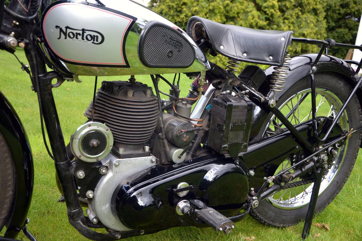 1947 Norton 16h sv 500cc  For Sale (picture 3 of 6)