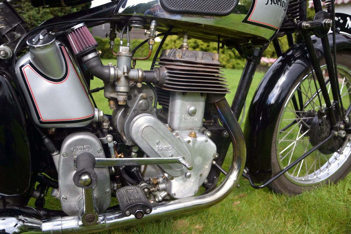 1947 Norton 16h sv 500cc  For Sale (picture 4 of 6)