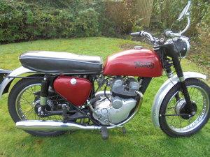 1967 Norton jubilee 250cc really nice bike