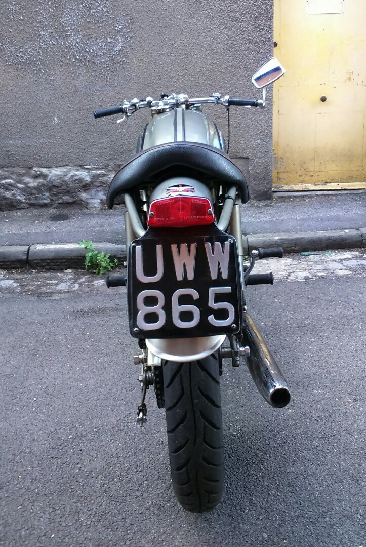 1958 Norton Model 30 International, 500cc For Sale (picture 5 of 6)