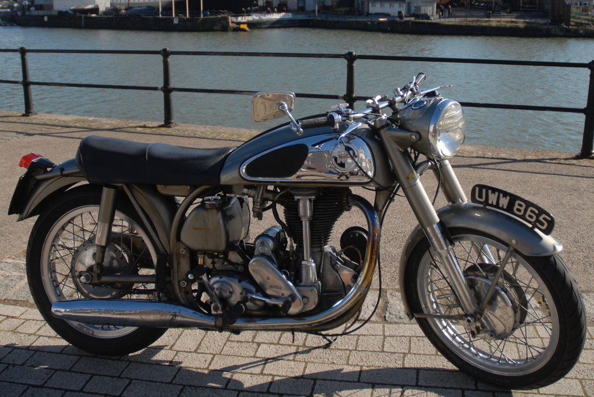 1958 Norton Model 30 International, 500cc For Sale (picture 1 of 6)