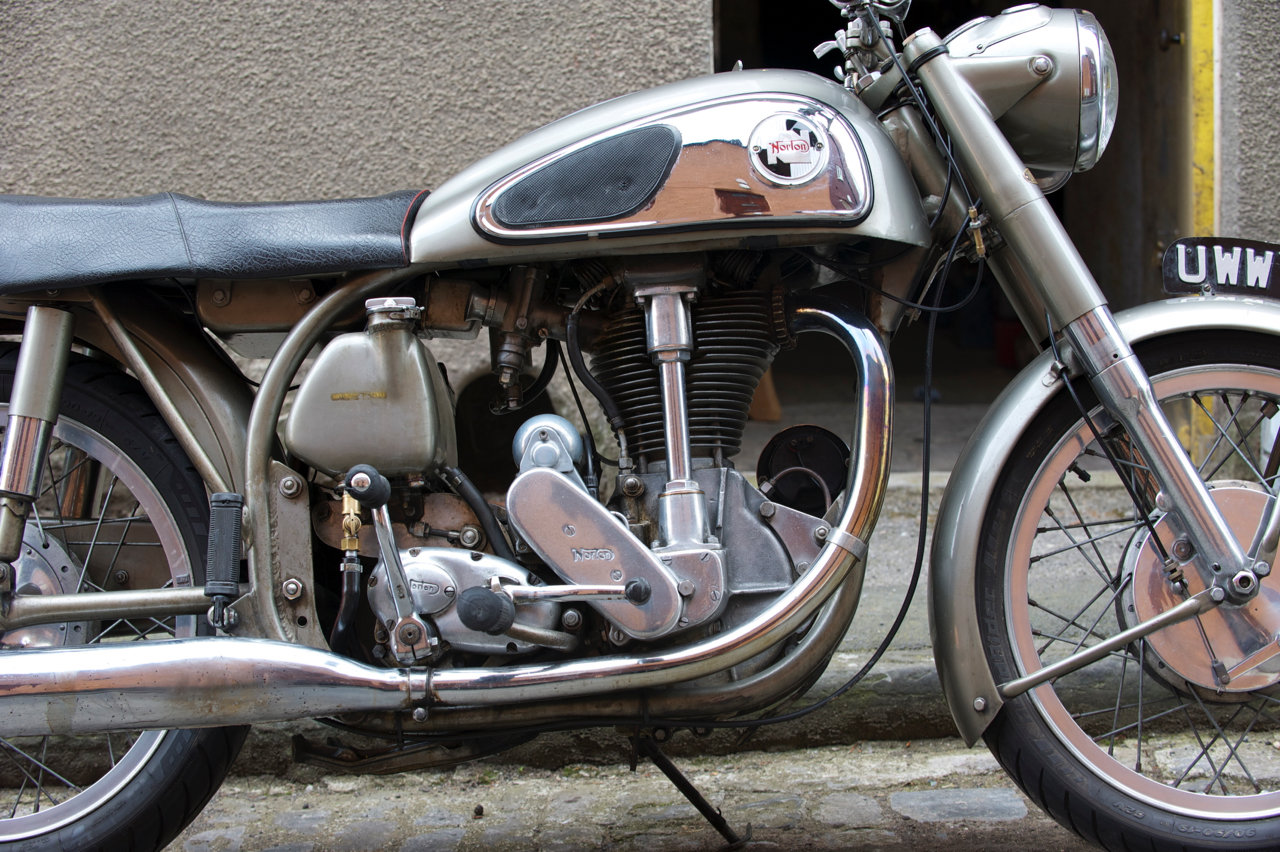 1958 Norton Model 30 International, 500cc For Sale (picture 4 of 6)