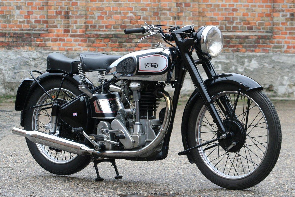 Norton International M30 500cc OHC 1948 For Sale (picture 3 of 6)
