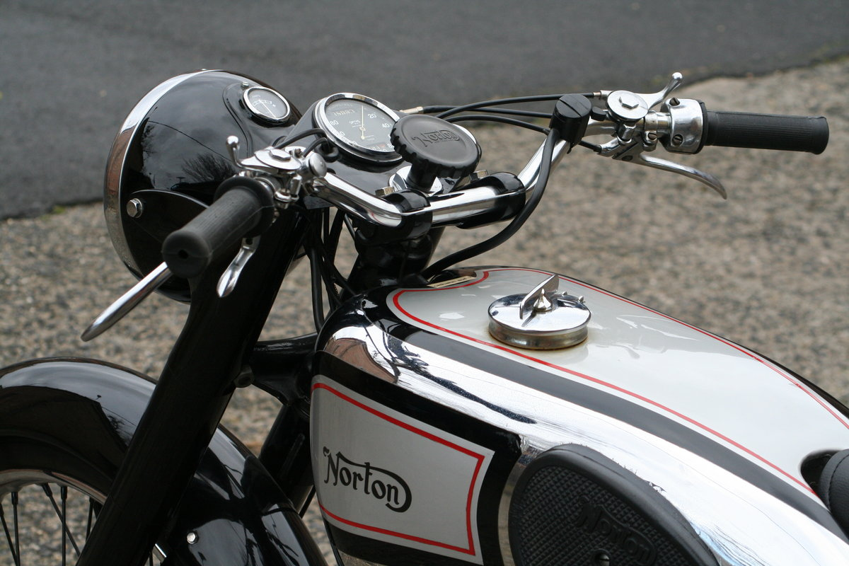Norton International M30 500cc OHC 1948 For Sale (picture 6 of 6)