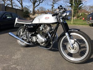 1974 Norton 750 Dunstall Commando