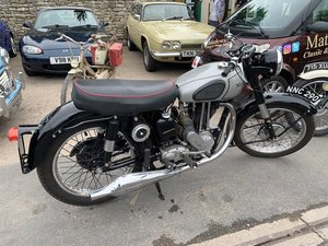 **REMAINS AVAILABLE** 1952 Norton 490 ES2 For Sale by Auction