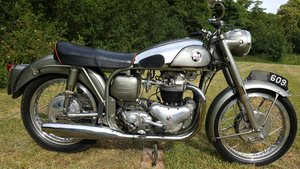 1956 Norton Dominator 99