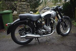 Lot 13 - A 1954 Norton ES2 - 02/2/2020