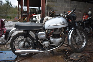 Lot 22 - A circa 1965 Norton Atlas 750 - 02/2/2020 SOLD by Auction