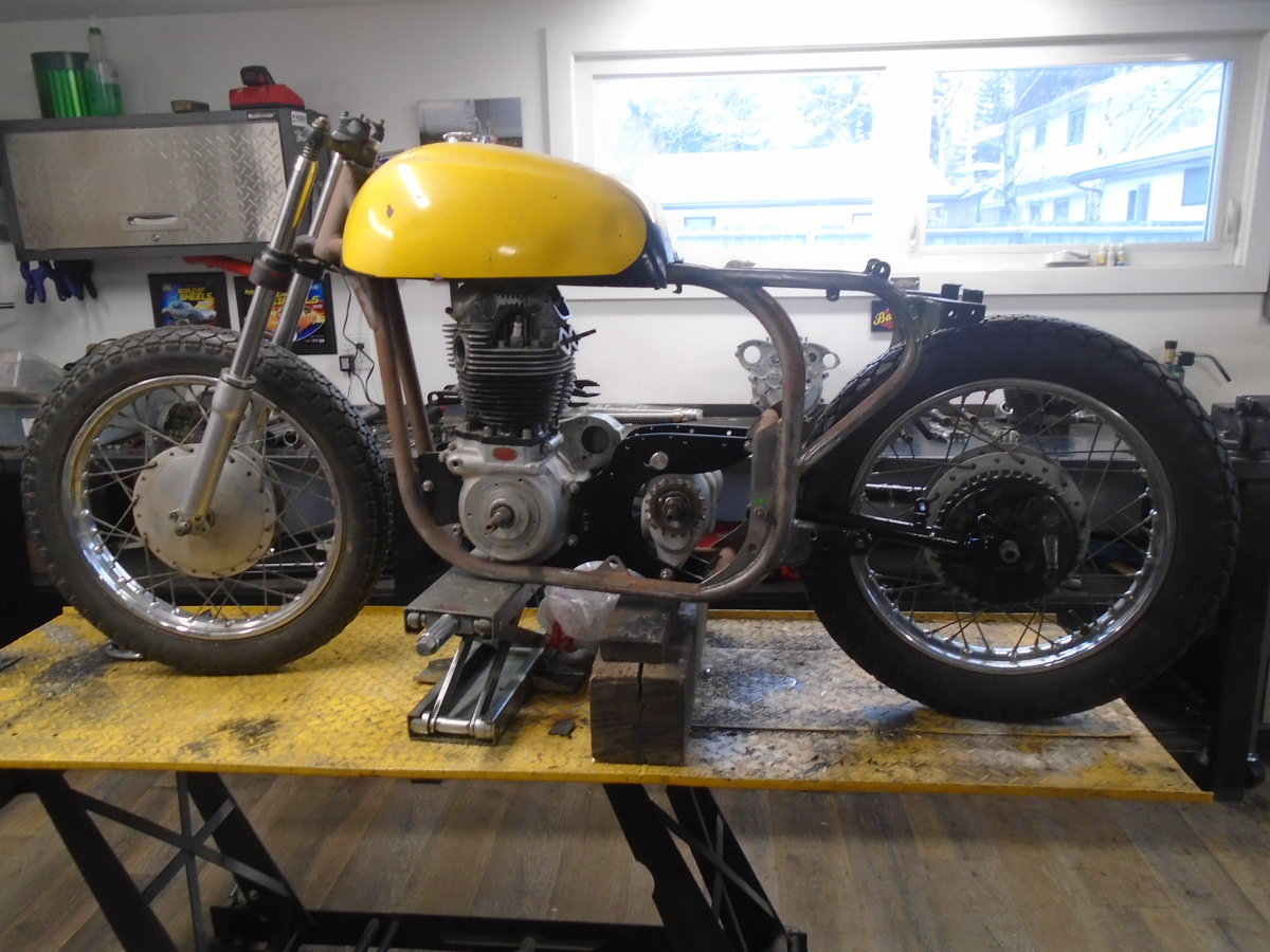 1967 Norton Atlas Featherbed Project - Price Reduction  For Sale (picture 1 of 3)