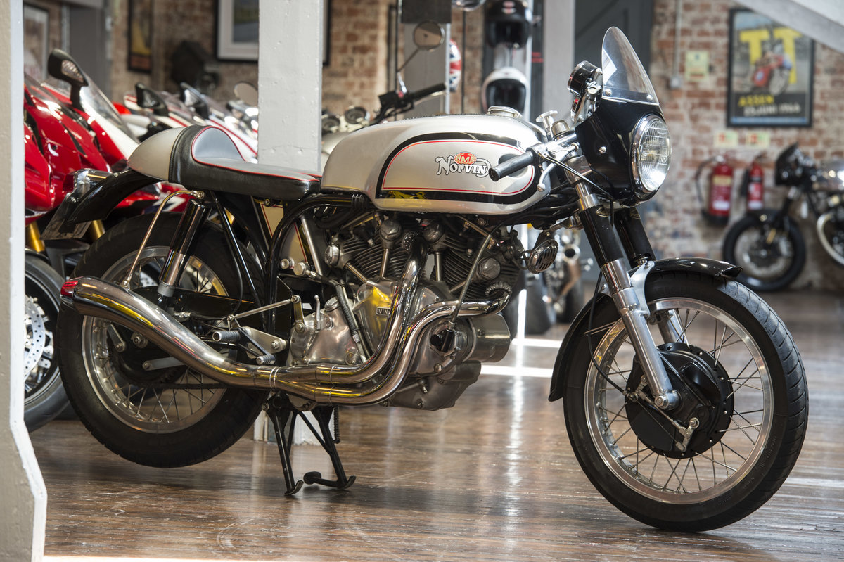 1955 NORVIN ...STUNNING HMR BUILT VERY RARE For Sale (picture 1 of 6)