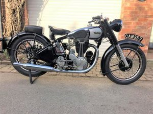 1947 Norton Model 18 For Sale by Auction