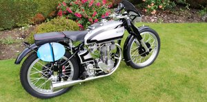 "1946 Manx Norton 40M  ""Garden Gate"" For Sale"