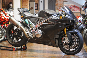 2019 Norton V4SS Carbon, only 390 miles currently in stock