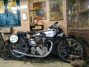 1933 Norton international m30 For Sale