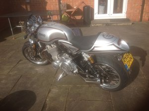 2018 Norton commando 961Ltd edition - Only 1250 miles