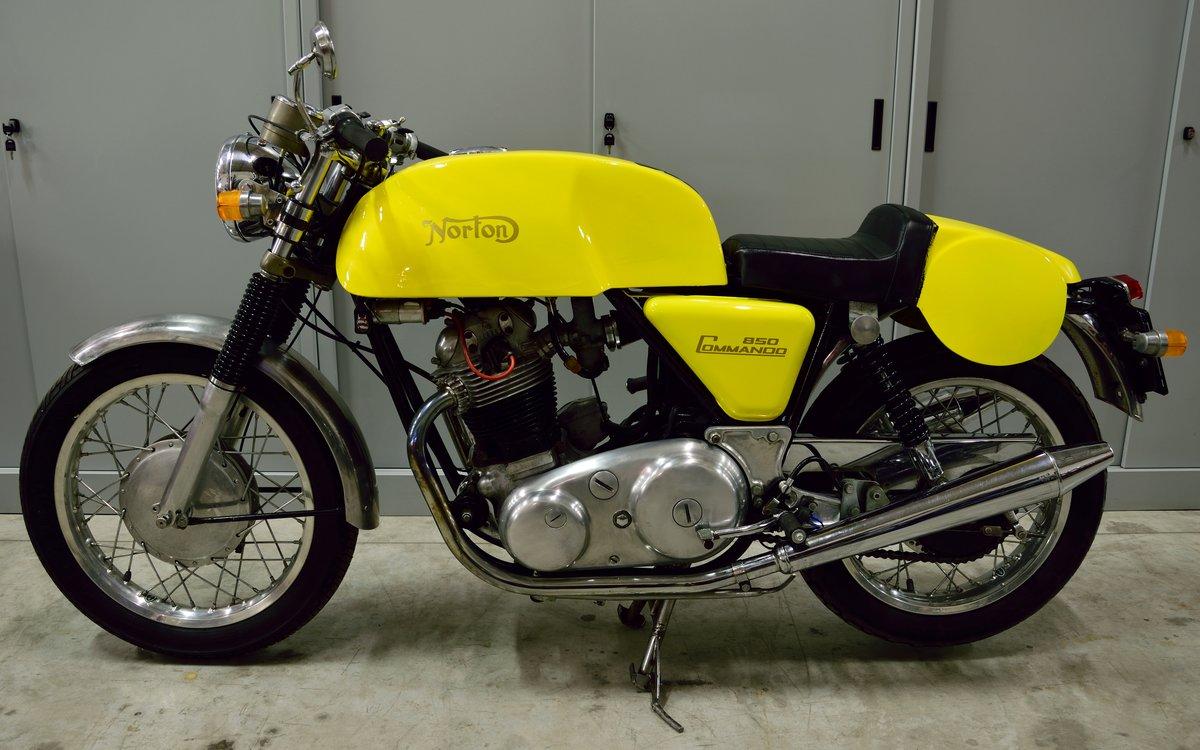 1973 Norton Commando 850 For Sale (picture 1 of 6)