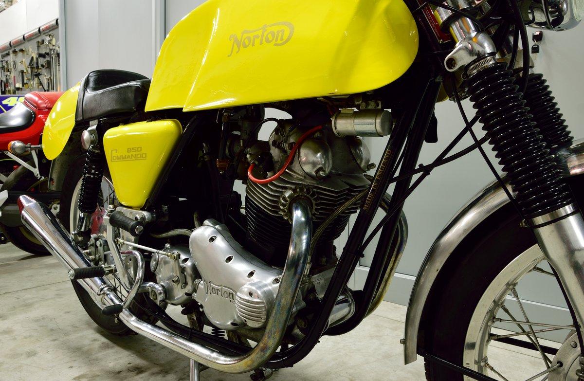 1973 Norton Commando 850 For Sale (picture 3 of 6)