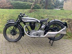 1929 Norton Model 18