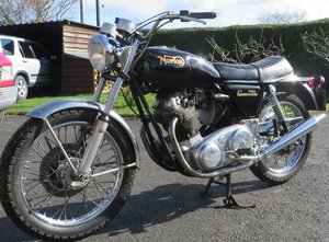 1972 NORTON COMMANDO COMBAT. PROPER EXAMPLE For Sale