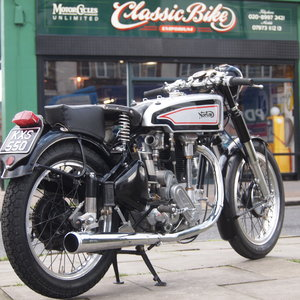 1949 Norton International Model 30 BIKE HAS BEEN RESERVED.  SOLD