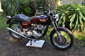 1974 Norton 750 commando Roadster