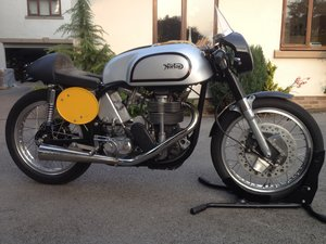 Manx Norton 30M 500cc - Very Original Example