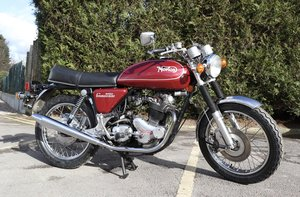 1974 Norton commando 850cc Matching Numbers