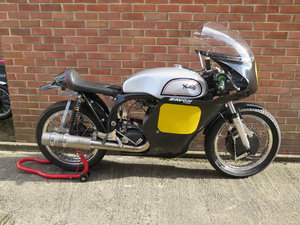 0000 Norton Manx 500 replica - 06/05/20 SOLD by Auction