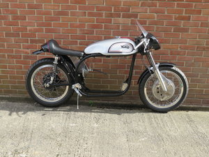 Norton Manx rolling chassis - 06/05/20