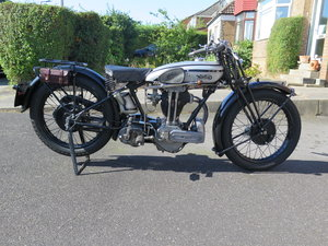 1930 Norton Model 18 - 06/05/20 SOLD by Auction
