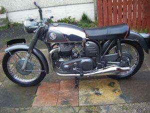 Norton dominator 99 /600 cc matching numbers