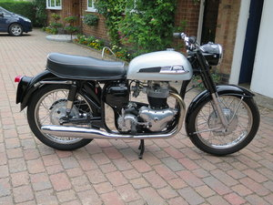 1960 Norton Dominator 99 - 06/05/20 SOLD by Auction