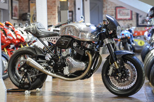 Norton Dominator SS No #08 of 200 The Ultimate Cafe Racer