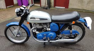 Norton Mercury 650 for sale by auction