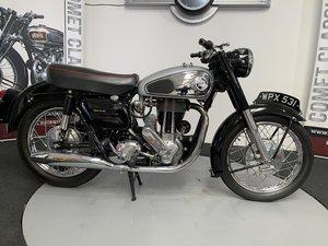 1957 Norton 19s 600cc
