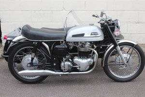1969 Norton Mercury 650 side car outfit