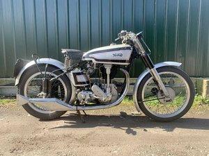 1952 Norton Special