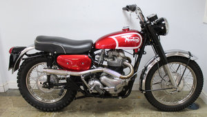 1964 Norton N15 CS Twin Presented Show Order