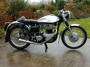 Norton Dominator 99 Café Racer 600cc 1963 For Sale