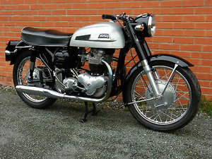 Norton Model 99 600cc  1960 Original registration For Sale