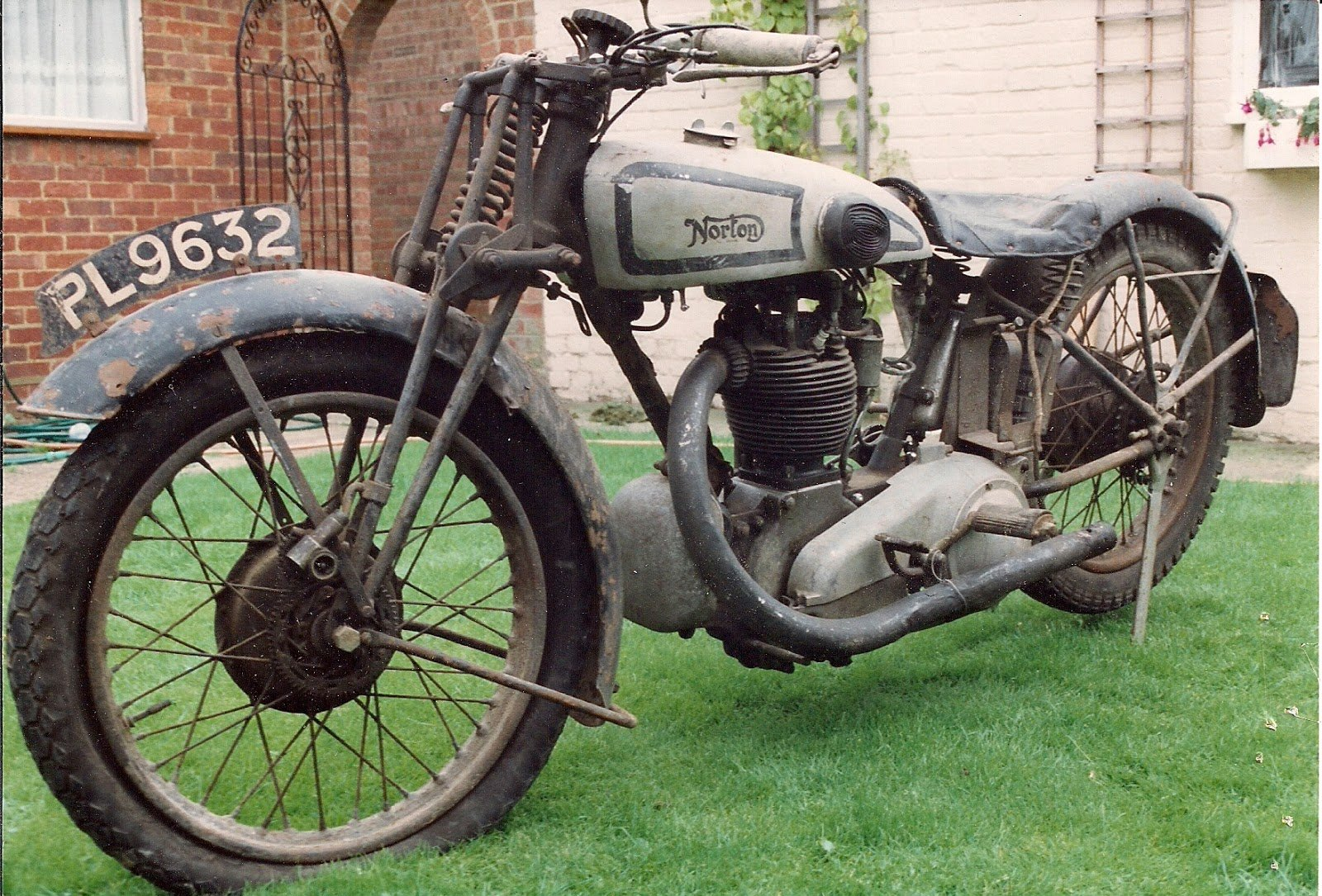 1930 Norton Model 18 For Sale (picture 6 of 6)
