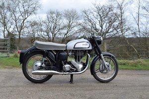1961 Norton ES2 06/05/20 SOLD by Auction