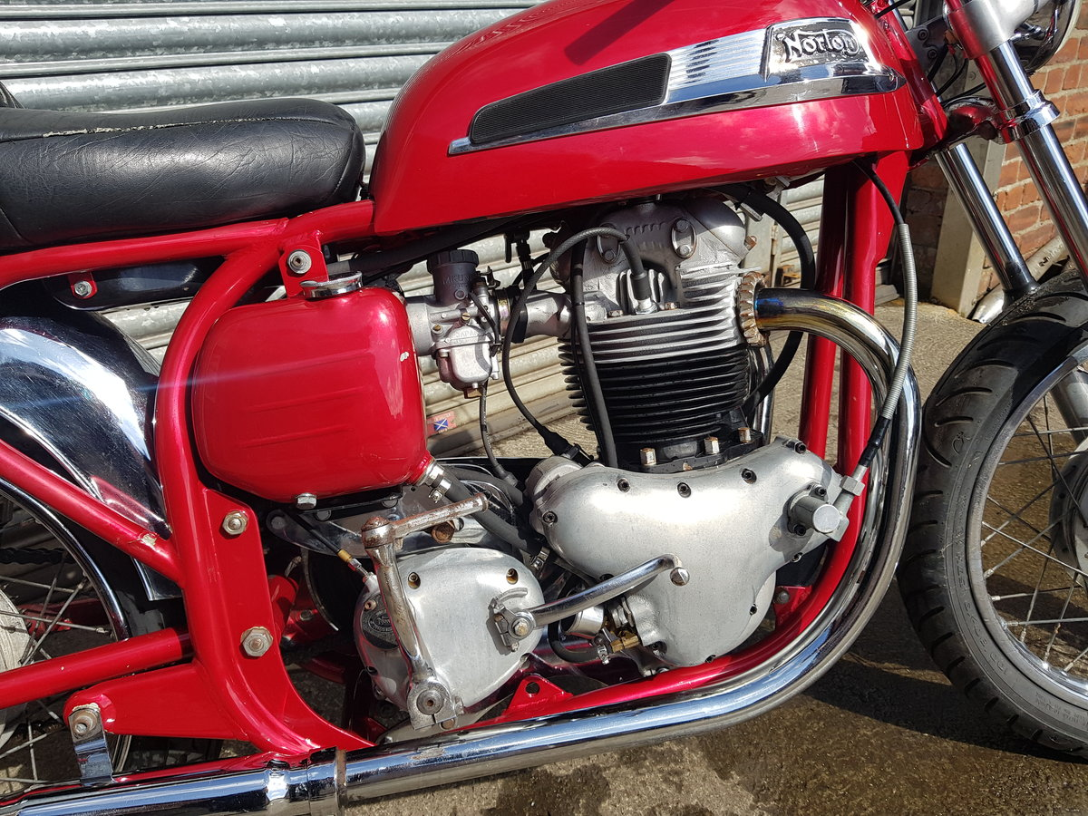 1964 Norton 750 Atlas project  SOLD (picture 4 of 6)