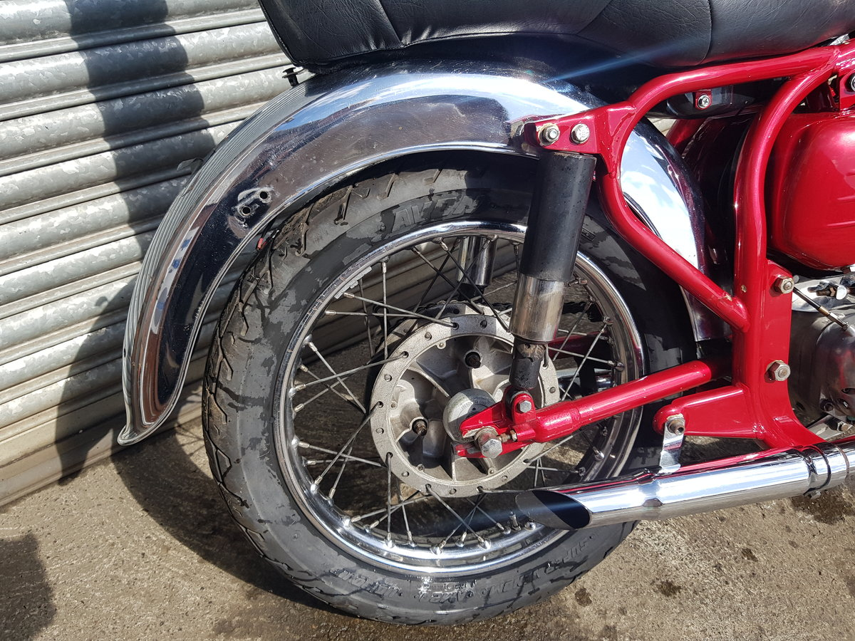 1964 Norton 750 Atlas project  SOLD (picture 6 of 6)