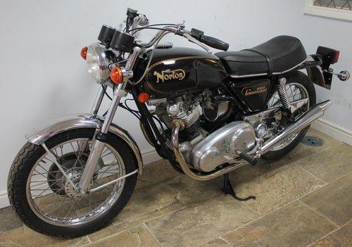 1973 Norton Commando 850cc MK2A For Sale (picture 4 of 6)