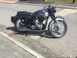 1961 Norton single es2