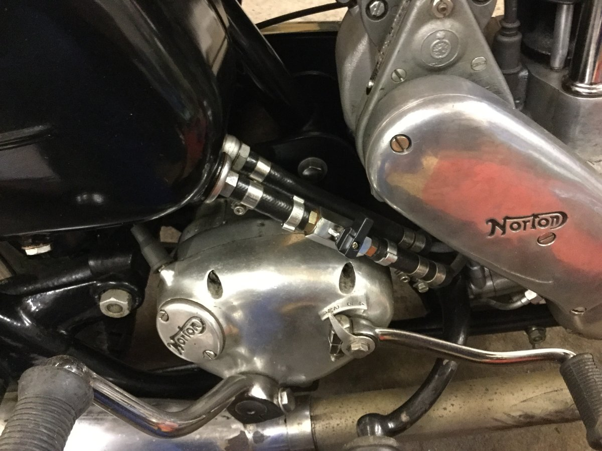 1957 Norton For Sale (picture 3 of 6)