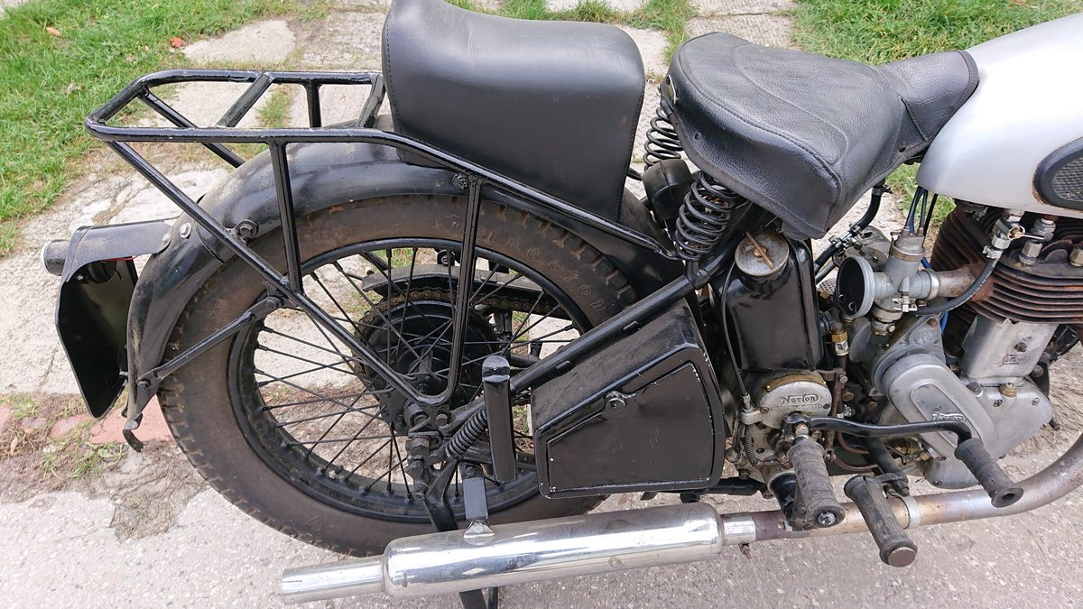 Norton 16 h 1944 SOLD (picture 5 of 6)